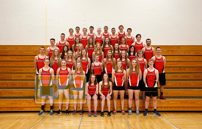 Bangor track and field TF17
