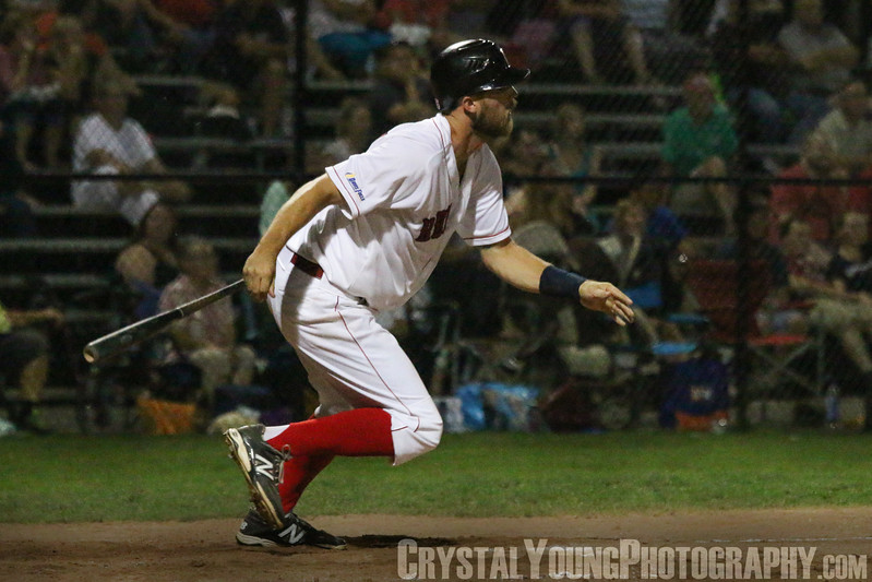 Kitchener Panthers at Brantford Red Sox July 29, 2015