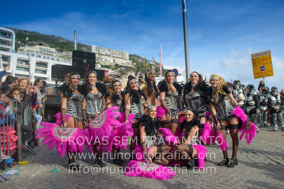 Desfile de Carnaval 7 de Fevereiro