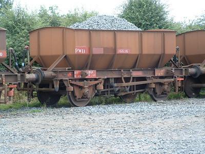 4 Wheel Ballast Wagon