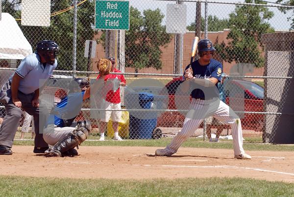 Legion Baseball - Kenosha WI  7-13-2009