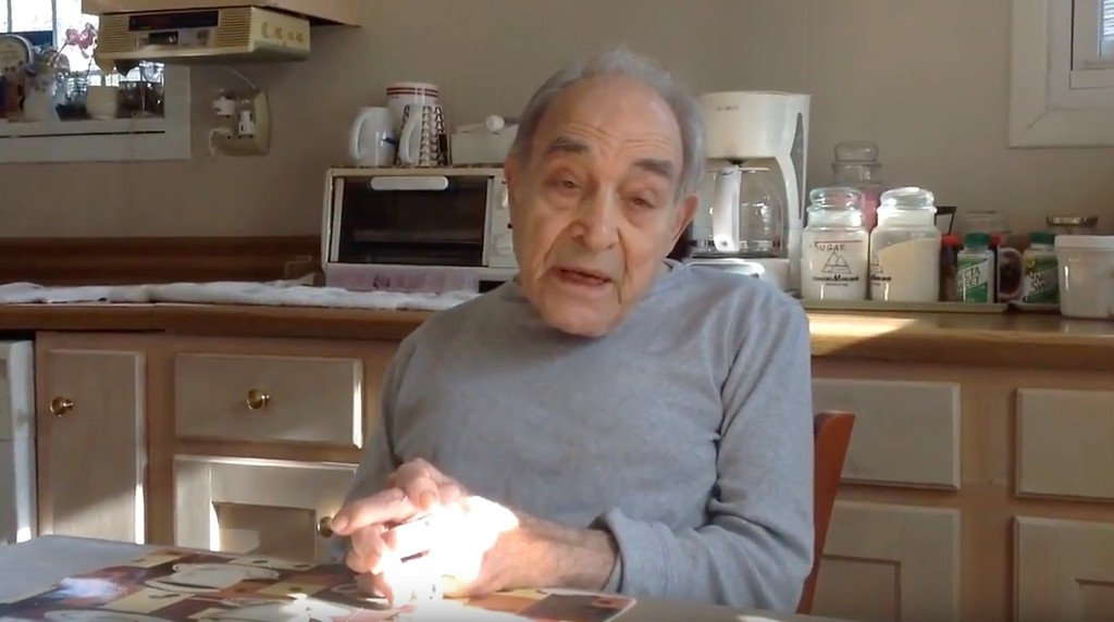 Fred Bostany – An Interview at 90