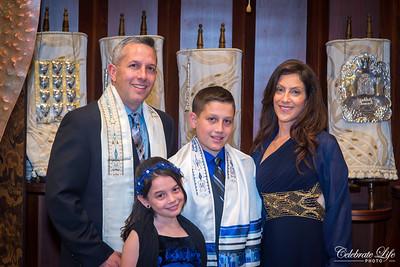 Inside Ohev Shalom