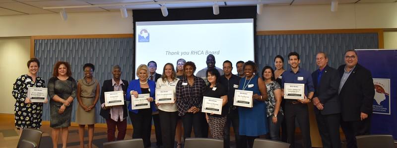 RHCA Member Thanksgiving Luncheon  & Orientation 11 17 17