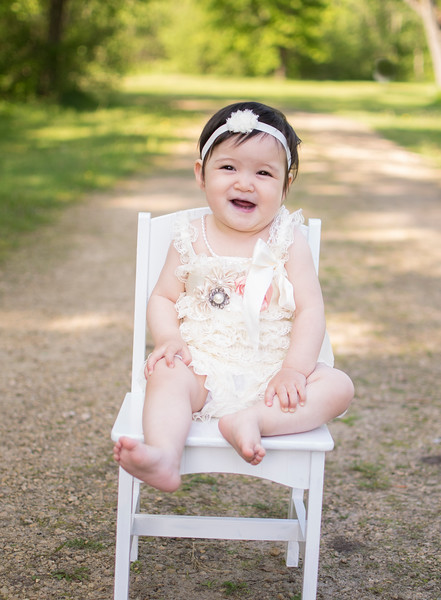 Evelyn's One Year Session