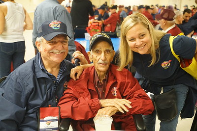 Central Valley Honor Flight 14 (Oct. 2017)