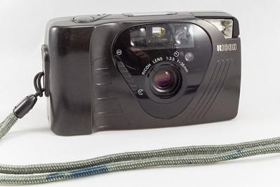 Ricoh FF-9, 1988