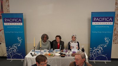 Multifaith Seder Service at the Pacifica Institute