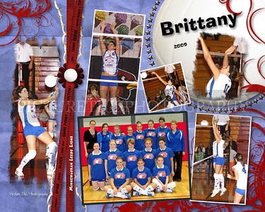 individual sports collages