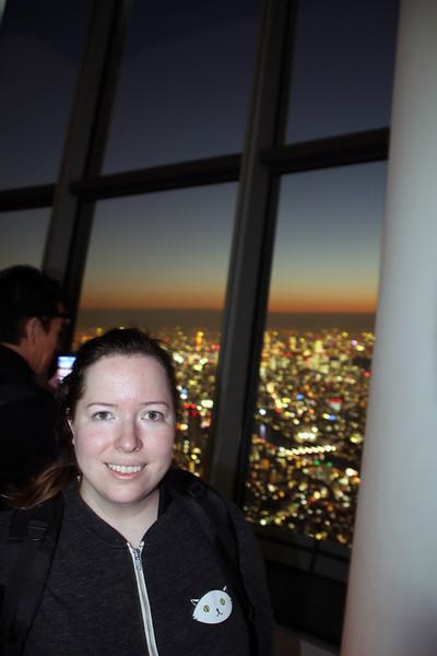 Tokyo Skytree 1-27-14