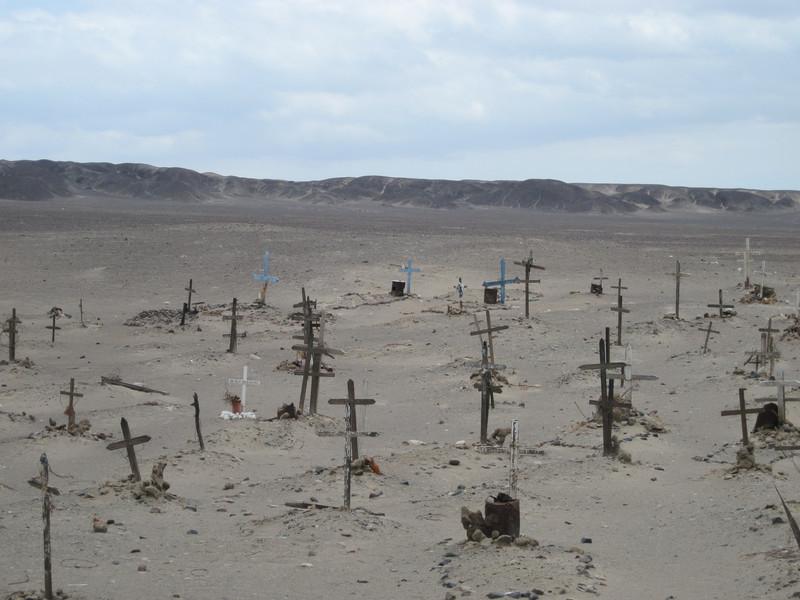 Modern Cemetery of Chauchilla