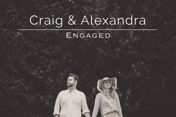 Craig & Alexandra