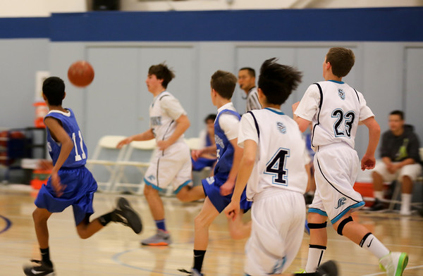 Basketball Boys 1.17.13