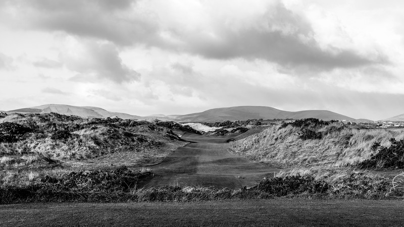 Day II ~ Waterville Links