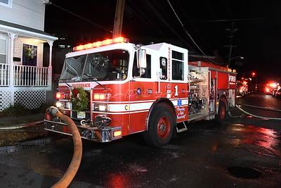 Dec. 8, 2018 - 28 Kansas St. Hackensack, NJ Fire