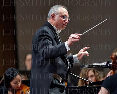 Symphony at WKU at FBC with Gene Birk