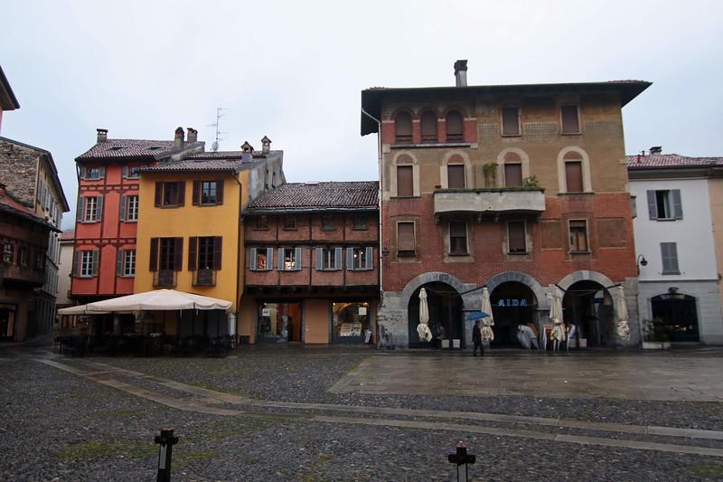 small italian plaza