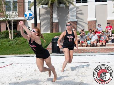 2019 Beach Volleyball vs. Florida Southern/Florida Gulf Coast