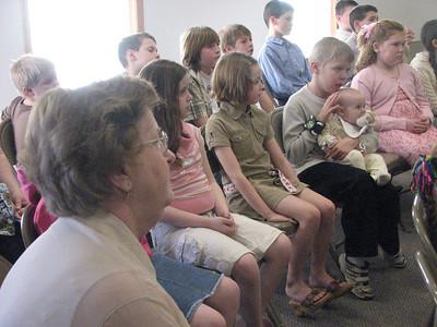 Bedford-Bloomington Zone Indoor Camp Meeting, IN, March 2007