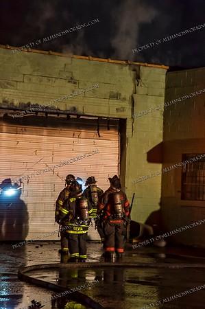Commercial Building Fire - 92 Howard Ave, Bridgeport, CT - 11/23/19