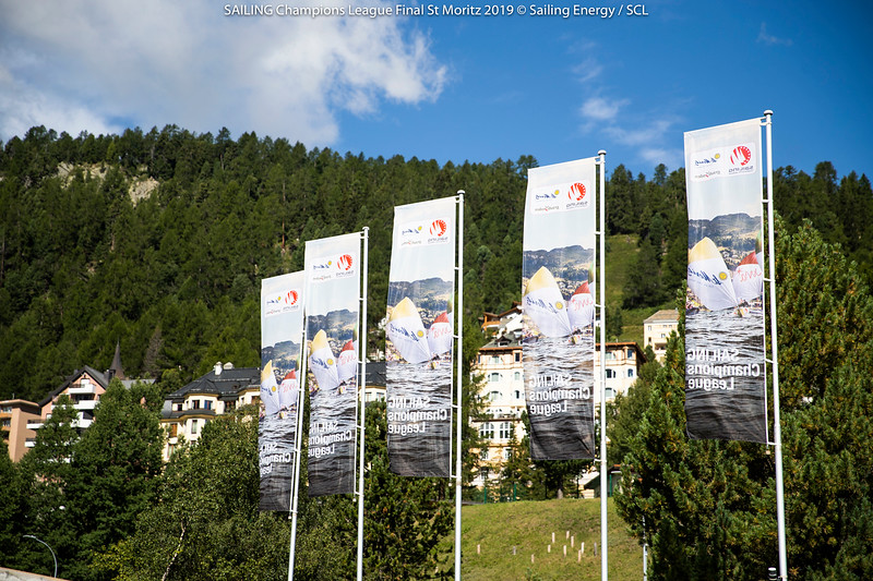 SAILING CHAMPIONS LEAGUE FINALS / ST MORITZ 2019 ©TOMAS MOYA/ SAILING ENERGY / SCL 2019 Free Editorial Rights  14 August, 2019.