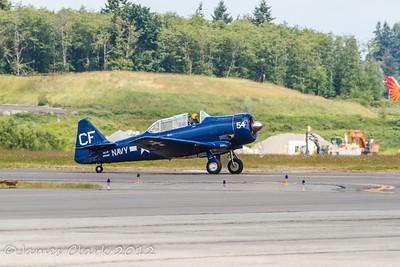 Historic Flight 06/10/12 Fly Day