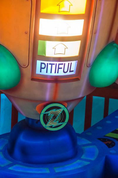 Zurg Target - Magic Kingdom Walt Disney World