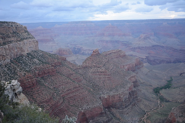 Grand Canyon R2R May 16, 2015