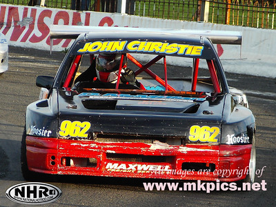 2008 NI World Series Round 1 - Martin Kingston