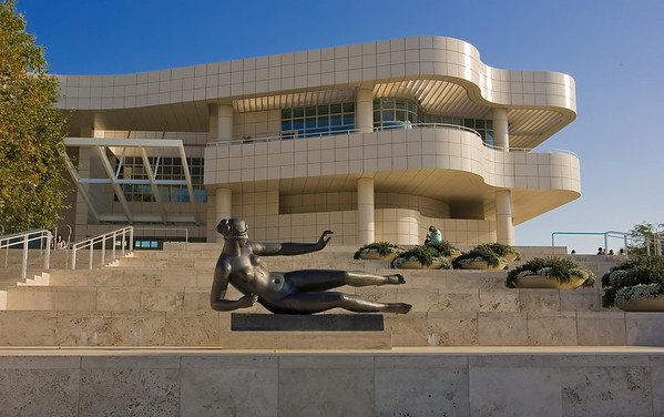 OPF at The Getty Museum Oct. 2006