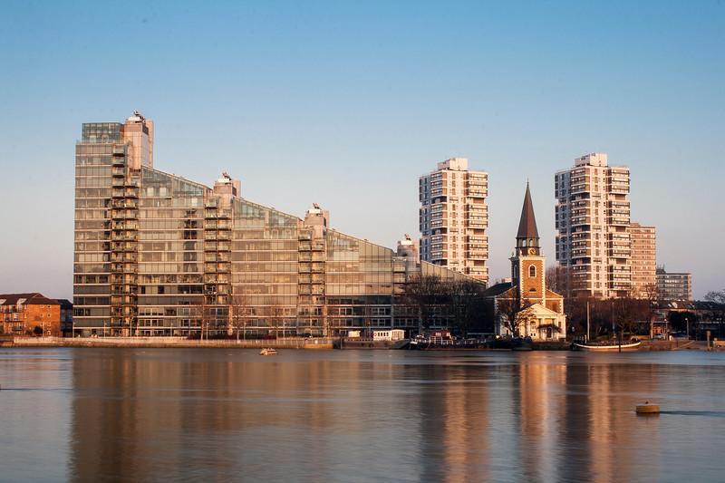 Riverside At Battersea