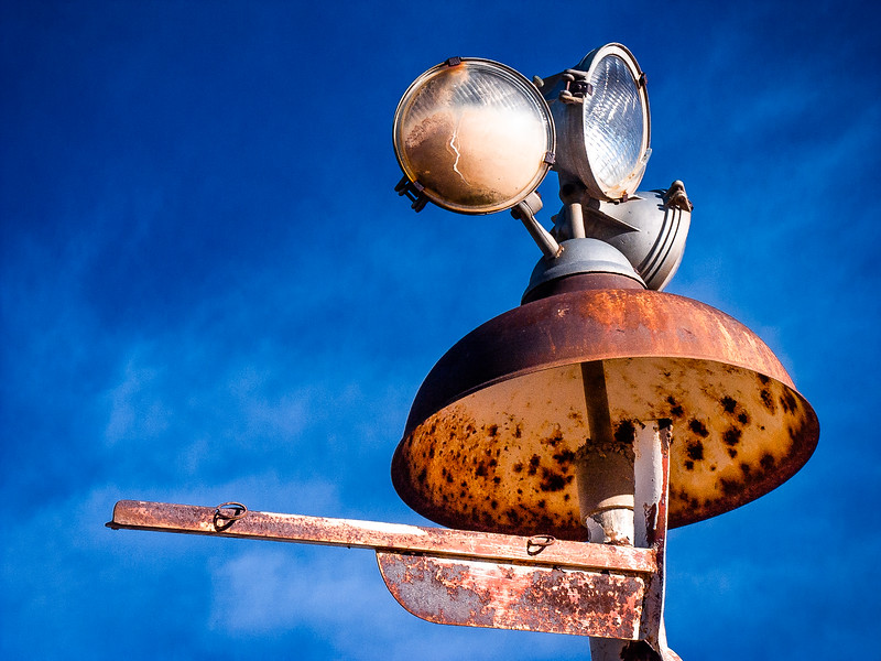 Lamp, Cochise County, Arizona, 2004