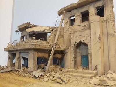 Diorama-Mosul, Iraq