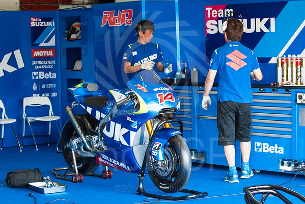MotoGP 2014 07.1 Catalunya Test
