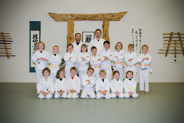 Bend Aiki Martial Arts Roll A Thon