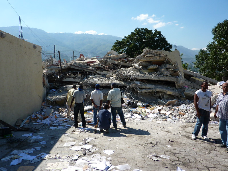Haiti earthquacke 2010