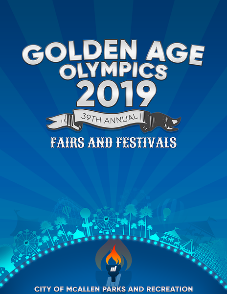 Golden Age Olympics 2019