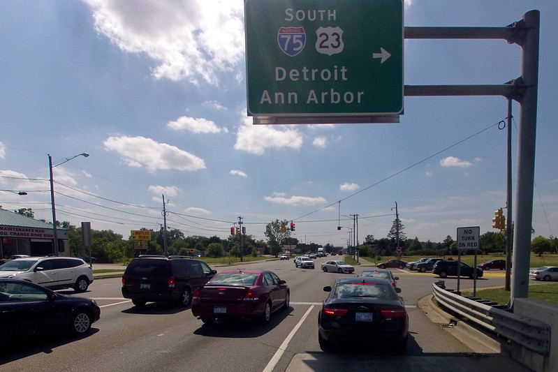 Detroit and Ann Arbor