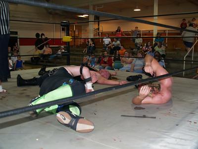 Lethal Contact Wrestling - Sabotage 5/19/07