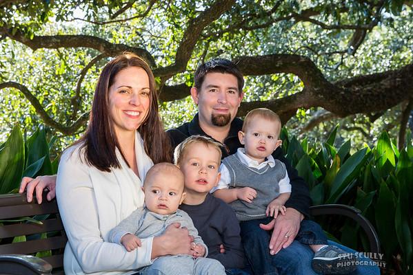 The LeGrande Family