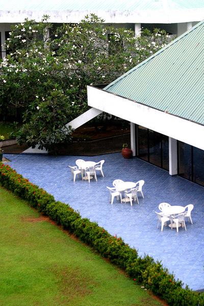 Villa Ocean View Hotel.