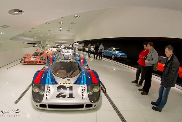 Porsche Museum 2013