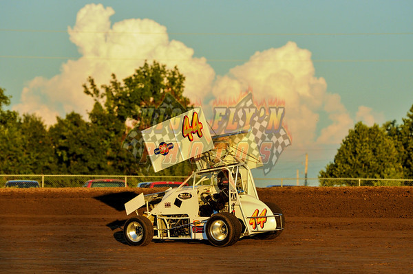 2014 MIDWEST LIGHTNING SPRINTS
