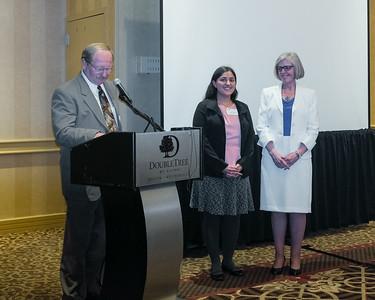 June 2014 - Scholarship Award Presentation, LSPA Scholarship Fund