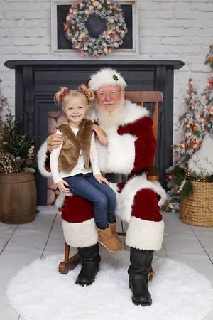 Adkins Santa Mini 2019