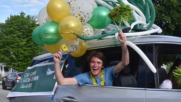BBA Car Parade II photos by Gary Baker