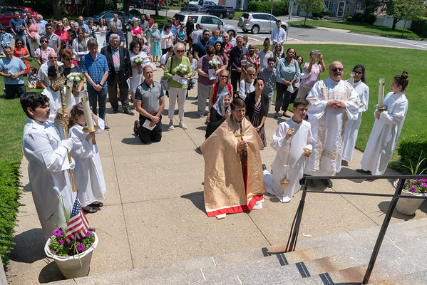 Corpus Christi Procession - 6/23/2019 - Photos by Joseph Ciorra