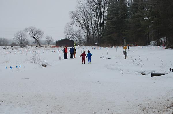 Blackhawk Ski Club:  January 16, 2010