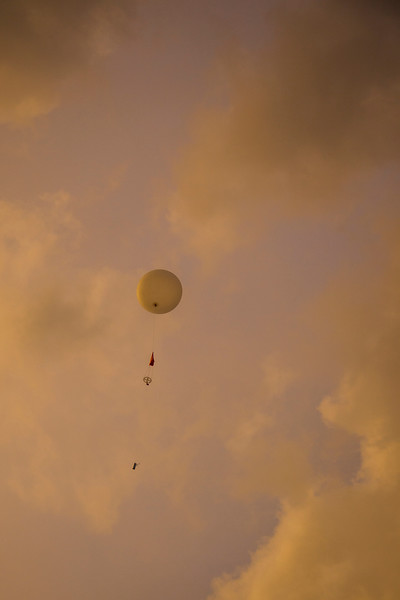 Up, up and away!