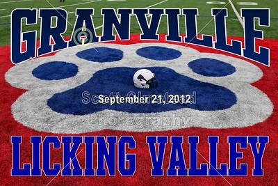 2012 Granville at Licking Valley (09-21-12)